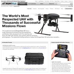 Dragonflyer X6 UAV Helicopter