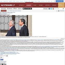 Conjoncture : BCE : Draghi succède à Trichet en pleine tempête