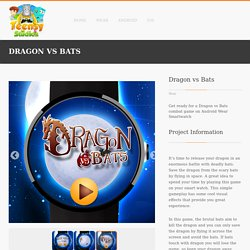 Dragon vs Bats Best Android Wear For SmartWatch
