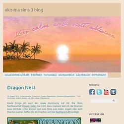 akisima sims 3 blog