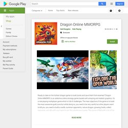 Dragon Online MMORPG - Apps on Google Play