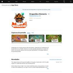 DragonBox Elements en AppStore