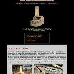 SAN MIGUEL, LOS DRAGONES Y LA LEYENDA DEL LAGARTO DE JAÉN. II.- La leyenda del lagarto de Jaén