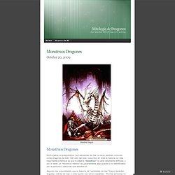 Mitologia de Dragones