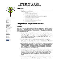 DragonFly BSD