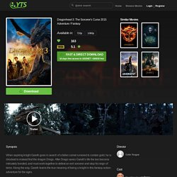 Dragonheart 3: The Sorcerer's Curse (2015) Download YIFY movie torrent - YTS