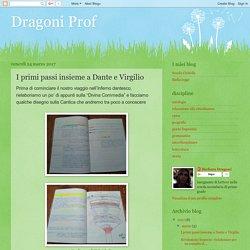 I primi passi insieme a Dante e Virgilio
