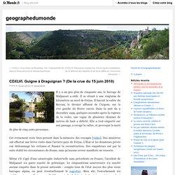 CDXLVI. Guigne à Draguignan ? (De la crue du 15 juin 2010) - geo