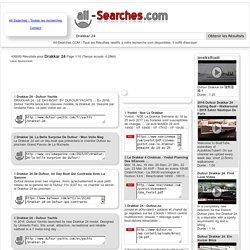 Drakkar 24 : Page 1/10 : All-Searches.com