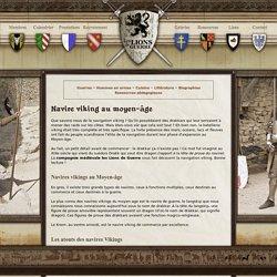 Drakkars et navires Vikings