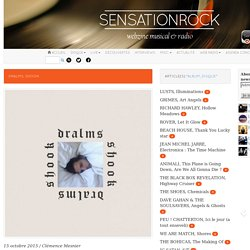 DRALMS, Shook - sensationrock.net