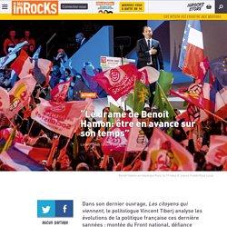 """""""Le drame de Benoit Hamon: être en avance sur son temps"""""""