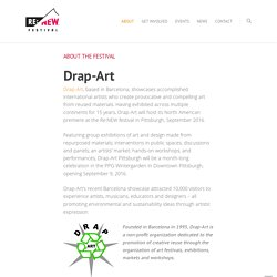Drap-Art - Re:NEW Festival