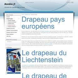 Drapeau pays européens