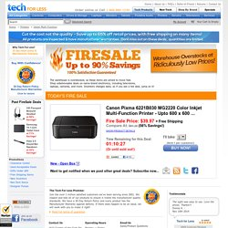 Deal of the day- drastically reduced prices on computers & electronics
