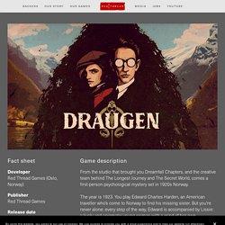 Draugen — red thread games