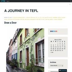 Draw a Door – A Journey in TEFL