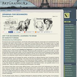 Art Graphica.net - Drawing for Beginners, free art book