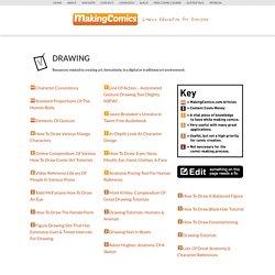 Drawing - MakingComics.com