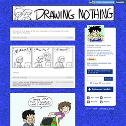 Drawing Nothing