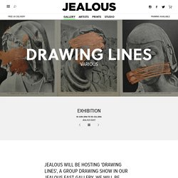 Drawing Lines - Various Exhibition