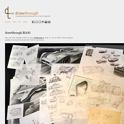 drawthrough BLOG - DRAWTHROUGH: the personal and professional work of Scott Robertso