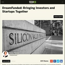 DreamFunded: Bringing Investors and Startups Together