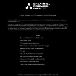 Dreamhill Research