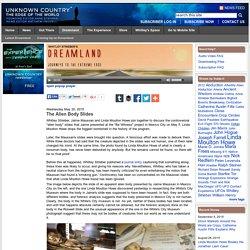 Whitley Strieber's Dreamland
