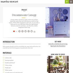 Craft Dreamroom - Martha Stewart Crafts