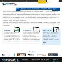 Product Development Web Development - DreamSoft4u