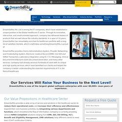 Healthcare it software - DreamSoft4u