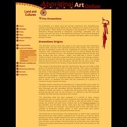 The Dreamtime - Aboriginal Art Online