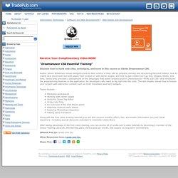 Dreamweaver CS6 Essential Training, Free Lynda.com Inc. Video