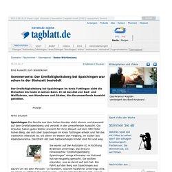 Sommerserie: Der Dreifaltigkeitsberg bei Spaichingen war schon in der Steinzeit besiedelt - Baden-Württemberg