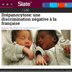 Drépanocytose: une discrimination négative à la française
