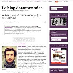 Arnaud Dressen et les projets de Honkytonk