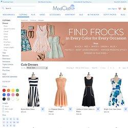 Cute, Retro, & Vintage-Style Women's Dresses | ModCloth