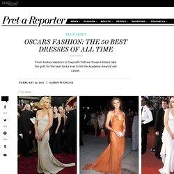 50 Best Oscar Dresses