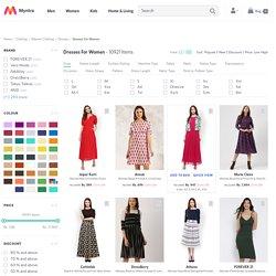 Dresses for Women - Myntra