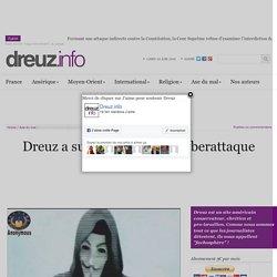 Dreuz a subi une sérieuse cyberattaque