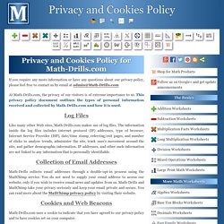 Privacy and Cookies Policy