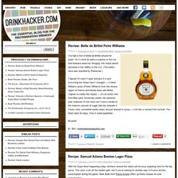 Drinkhacker.com | The Essential Blog for the Discriminating Drinker