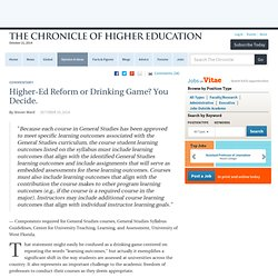 Higher-Ed Reform or Drinking Game? You Decide.