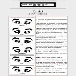 Drishti (techniques occulaires)