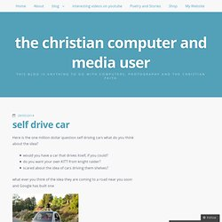 self drive car