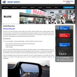 Test Drive Maruti Suzuki Cars in Thane