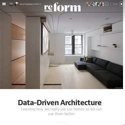 Data-Driven Architecture — re:form