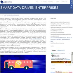 Smart-Data-Driven Enterprises