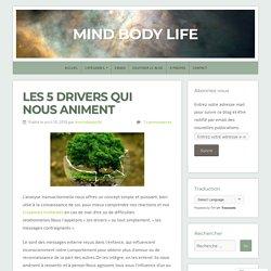 Les 5 drivers qui nous animent – Mind Body Life